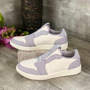 Nike Air Jordan 1 Rey Low Slip Women's size 8